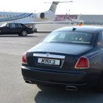 Jetex повезет пассажиров на Rolls Royce Phantom