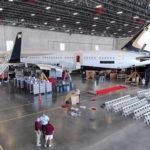 В 2018 году Comlux Completion передал заказчикам шесть самолетов
